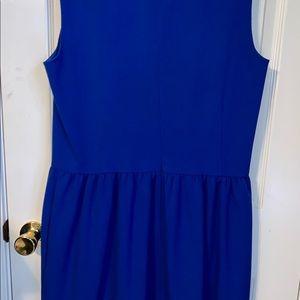 Royal Blue size 14 Gap dress